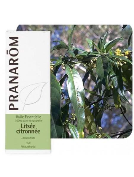 Litsée citronnée - Huile essentielle Litsea citrata 10 ml - Pranarôm