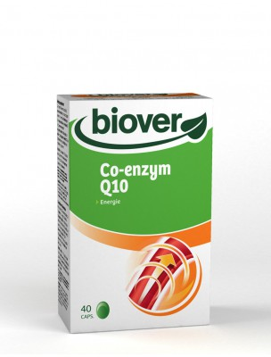 Co-enzyme CQ10 - Energie 40 capsules - Biover