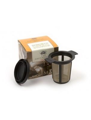 Filtre à thé en inox - Réutilisable - Teeli