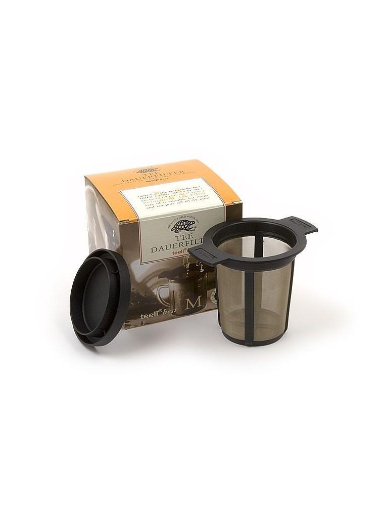 Filtre à thé en inox - Teeli