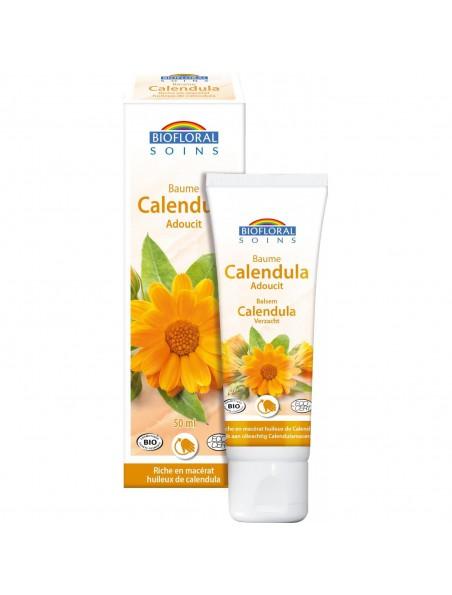 Baume Calendula (Souci) Bio - Soin de la peau 50 ml - Biofloral