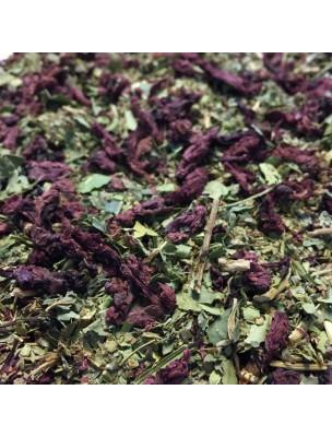 Image de Tisane Sommeil n°4 Bio - Mélange de Plantes - 100 grammes via Acheter Sommeil Bio - Endormissement et Sommeil 60 comprimés -