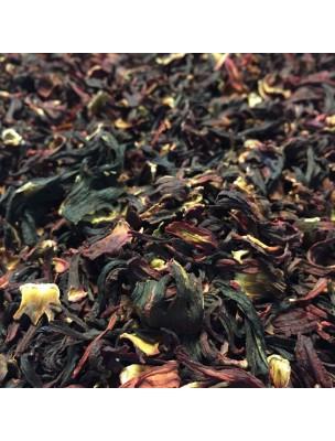 Hibiscus (Karkade) - Fleur 100g - Tisane d'Hibiscus sabdariffa L.