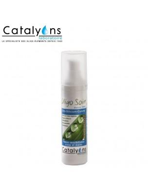 Crème Oligo Soin - Peaux sensibles corps et mains 50 ml - Catalyons