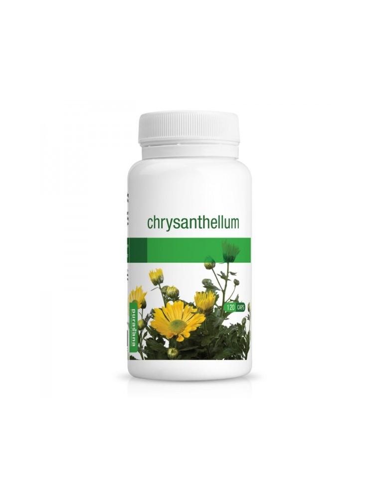 Chrysanthellum - Protecteur hépatique 120 gélules - Purasana