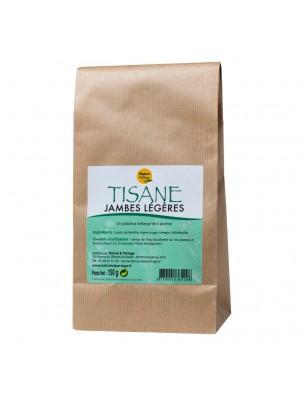 Tisane Jambes légères - Tisane 150 grammes - Nature et Partage