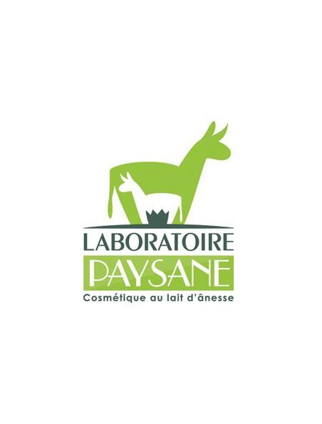 Savon Pivoine et Abricot au lait d'ânesse Bio - Peaux sensible 100g - Paysane