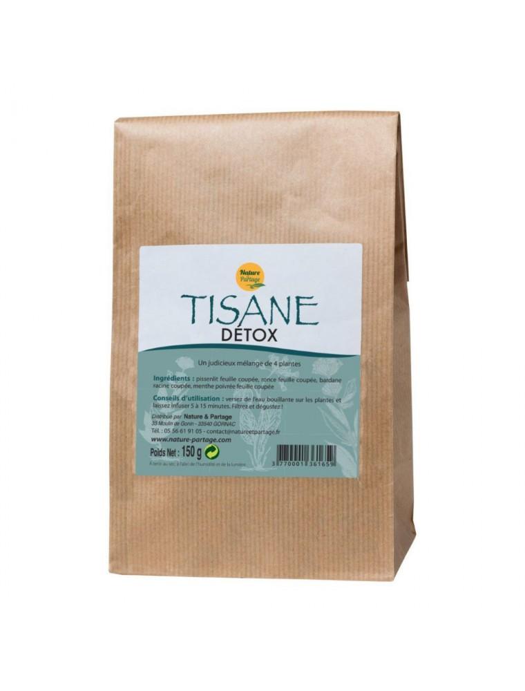 Tisane Detox - Tisane 150 grammes - Nature et Partage