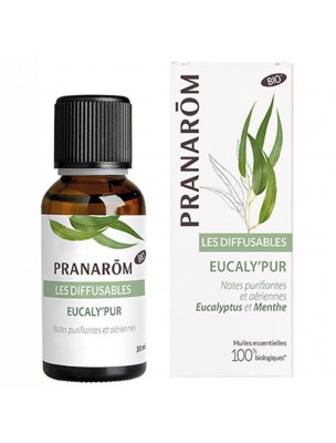 Eucaly'pur - Respiration Les Diffusables 30 ml - Pranarôm