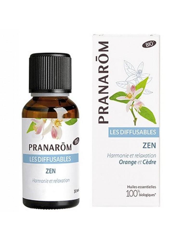Zen - Détente Les Diffusables 30 ml - Pranarôm