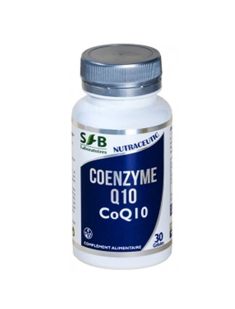 Coenzyme Q10 - Vitalité & Peau 30 gélules - SFB Laboratoires
