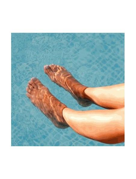 Crème pour les pieds anti-transpiration Bio - Aux huiles essentielles 75ml - Argiletz
