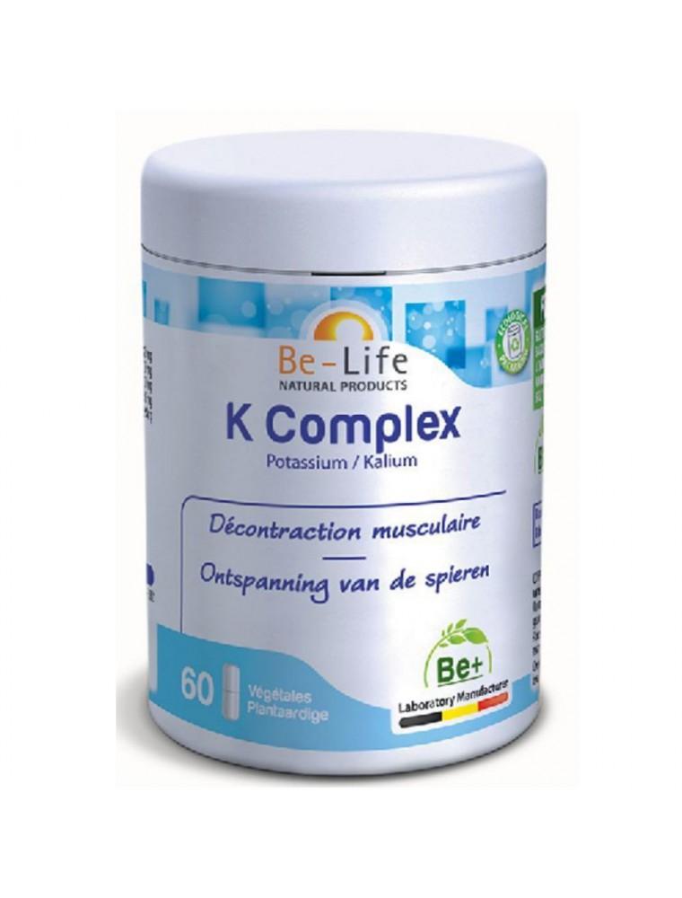 K Complex - Décontraction musculaire 60 gélules - Be-Life