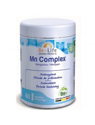 Mn Complex - Antioxydant & Période de polliniastion 60 gélules - Be-Life