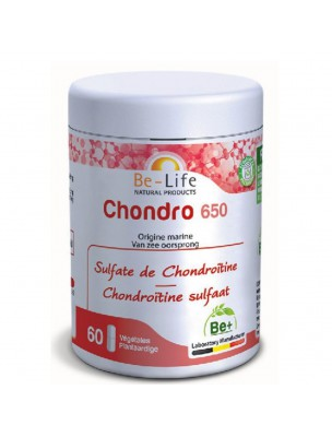 Chondro 650 - Articulations & Cartilage 60 gélules - Be-Life