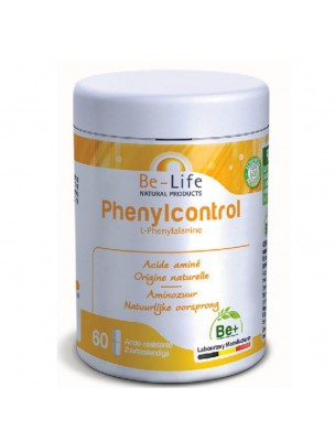 Phenylcontrol - Acide aminé 60 gélules - Be-Life