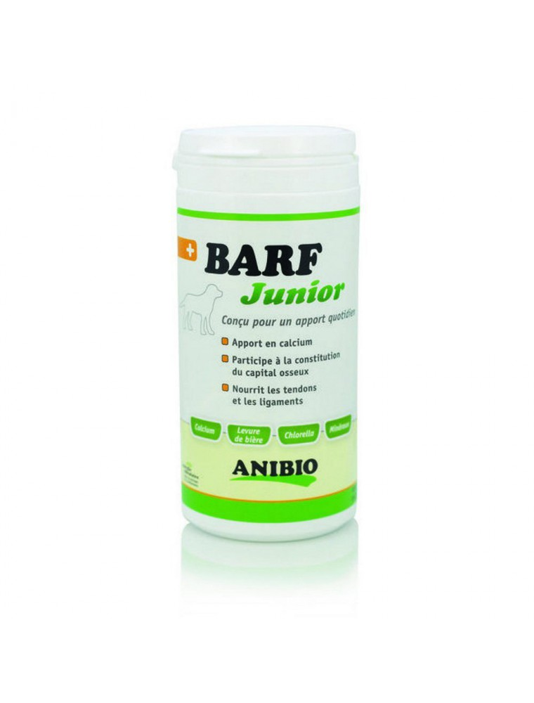 Barf Junior - Vitamines pour chiots 300 g - AniBio