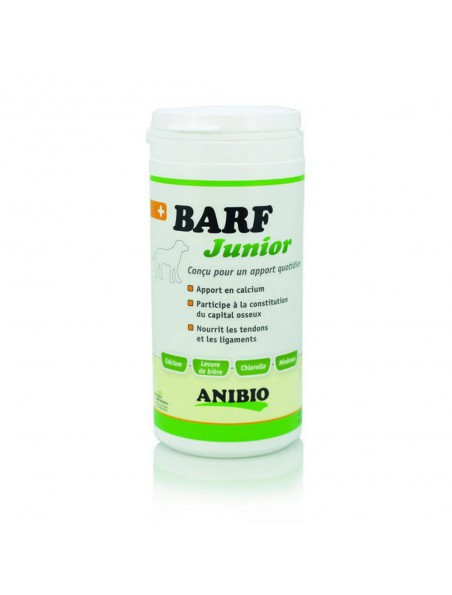 Barf Junior - Vitamines pour chiots et chatons 300 g - AniBio