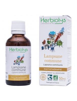 Lampsane commune - Allaitement Teinture-mère Lampsana communis 50 ml - Herbiolys