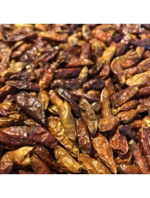 Piment Langue d'oideaux - Baies 100g - Capsicum frutescens L.