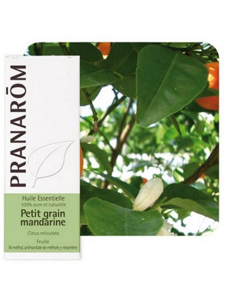 Petit Grain Mandarine - Huile essentielle Citrus reticulata 5 ml - Pranarôm