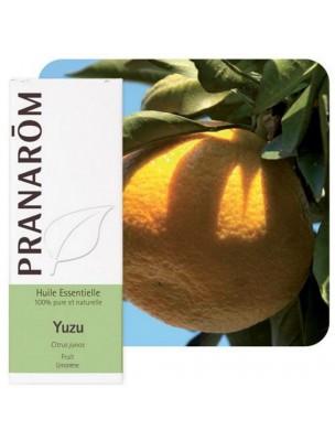 Yuzu - Huile essentielle Citrus junos 5 ml - Pranarôm