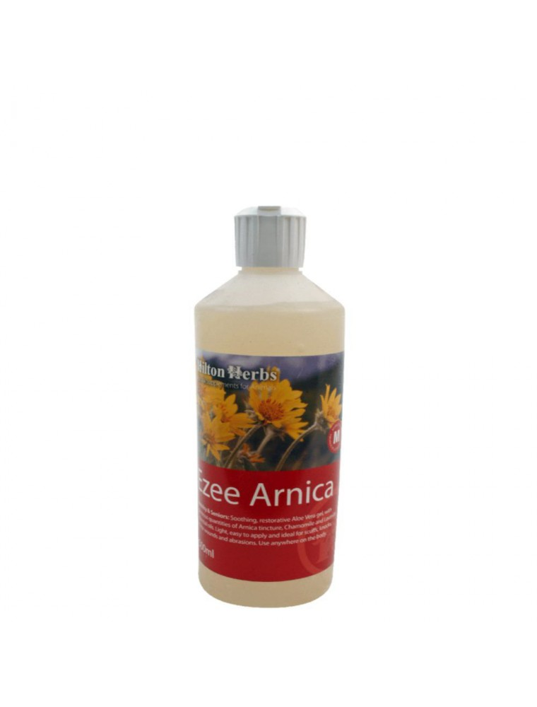 Ezee Arnica - Lotion Arnica & Aloé vera - Chiens & Chevaux - 250 ml - Hilton Herbs