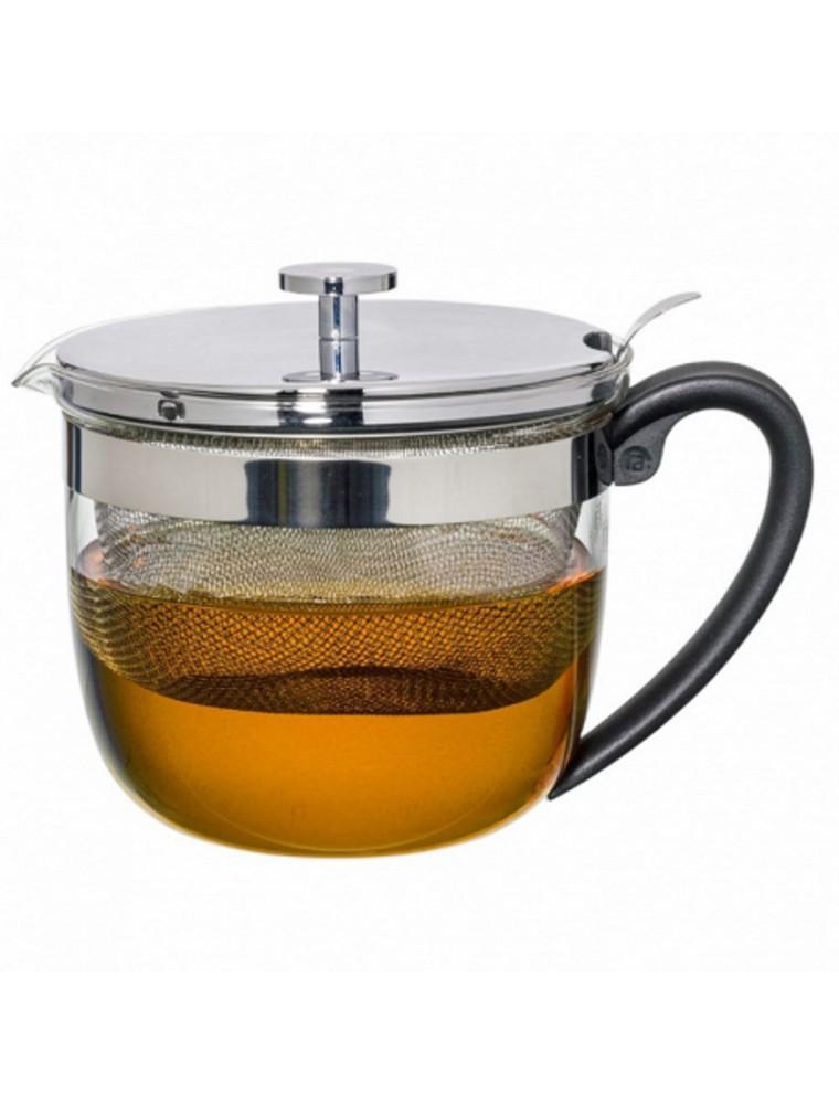 Infuseur en verre Bubble tea 1,2 L avec son filtre