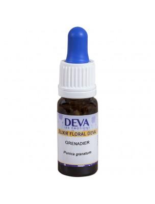 Grenadier Bio - Créativité féminine Elixir floral 10 ml - Deva
