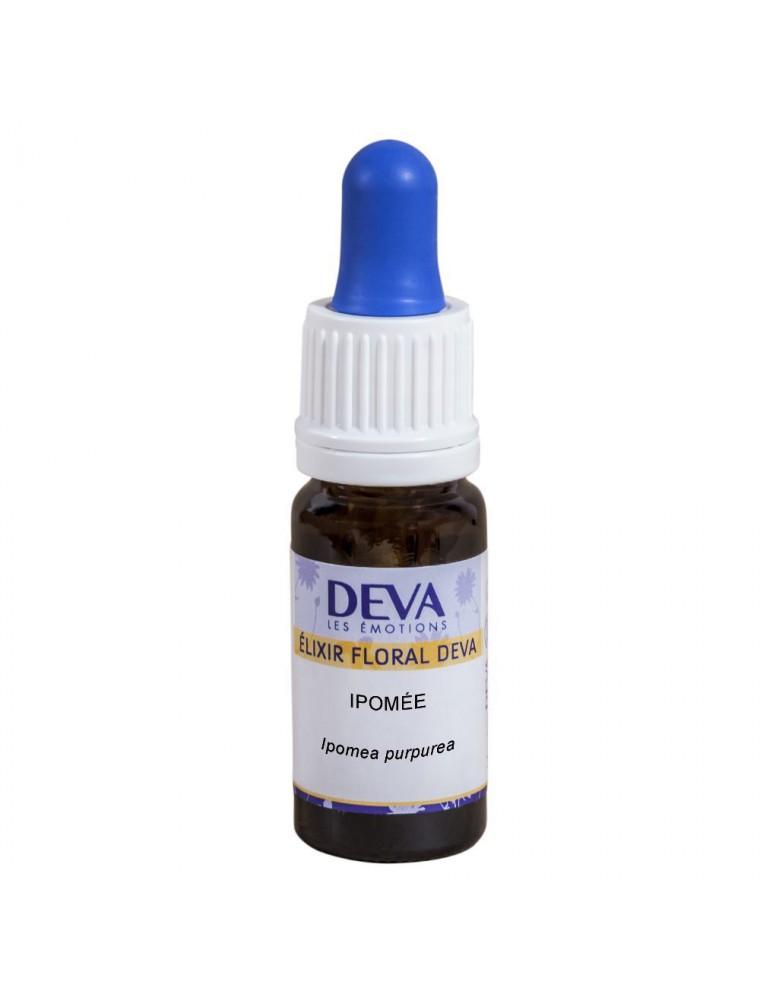 Ipomée Bio - Vitalité et Stabilité Elixir floral 10 ml - Deva
