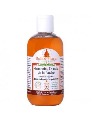 Shampoing Douche de la Ruche - Soin lavant quotidien au miel 250ml - Ballot-Flurin