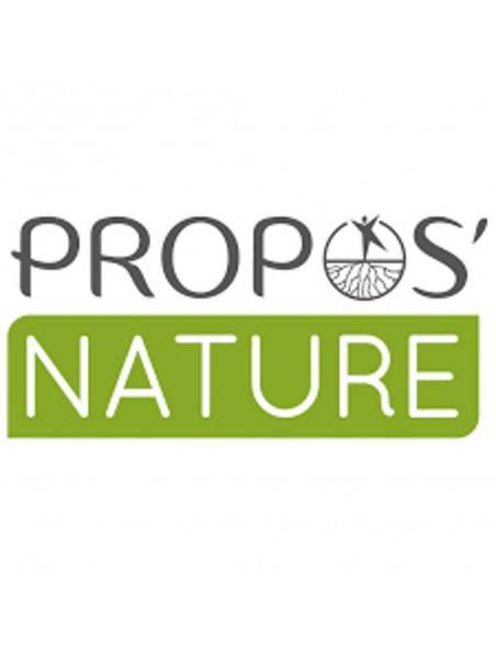 Gommes Propolis verte Bio Miel & Orange - Délicieuses et Actives 45 g - Propos Nature