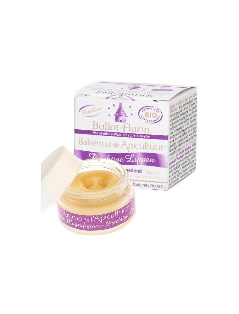 Lèvres Magnifiques - Satinées et protégées Baume de 15 ml - Ballot-Flurin