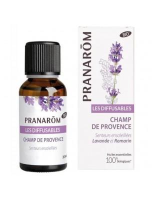Champ de Provence - Senteurs ensoleillées Les Diffusables 30ml - Pranarôm