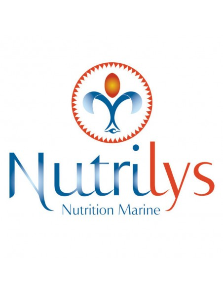 Nutrigold - Lécithine de soja 90 capsules - Nutrilys