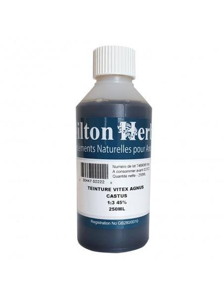 Vitex agnux teinture -Equilibre hormonal des chiens 250 ml - Hilton Herbs