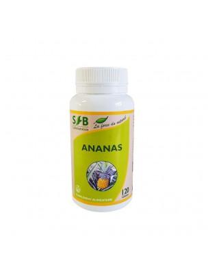 Ananas 250 mg - Minceur 120 gélules - SFB Laboratoires