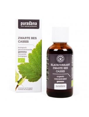Puragem Cassis Bio - Articulations et allergies 50 ml - Purasana