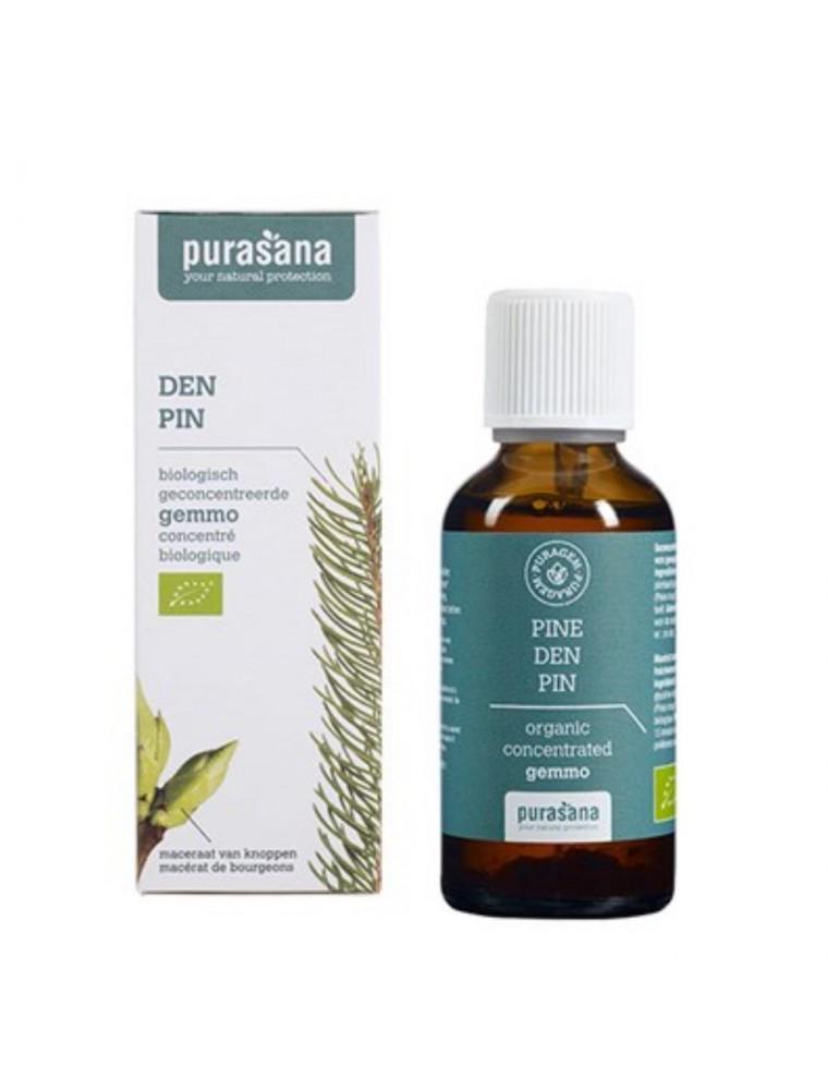 Puragem Pin Bio - Articulations et Immunité 50 ml - Purasana