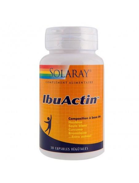 IbuActin - Articulations 30 capsules végétales - Solaray
