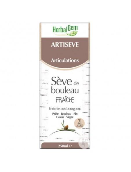 ArtiSEVE - Articulations et drainage 250 ml - Herbalgem
