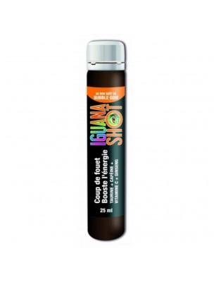 Iguana Shot - Energie 1 unidose de 25 ml - LaboPhyto