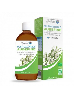 Aubépine Multi-galénique - Sommeil 100 ml - 5 saisons