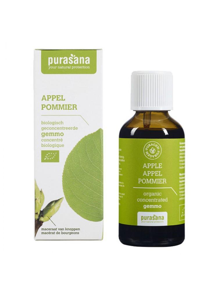 Puragem Pommier Bio - Calmant et Féminin 50 ml - Purasana