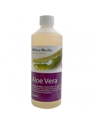 Aloe vera - Santé générale des Animaux 500 ml - Hilton Herbs