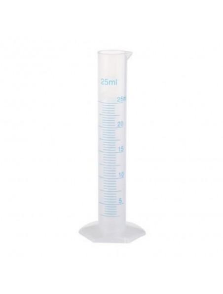 Mesure graduée de 25 ml en polypropylène