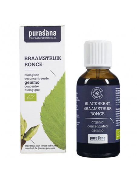 Puragem Ronce Bio - Système pulmonaire 50 ml - Purasana