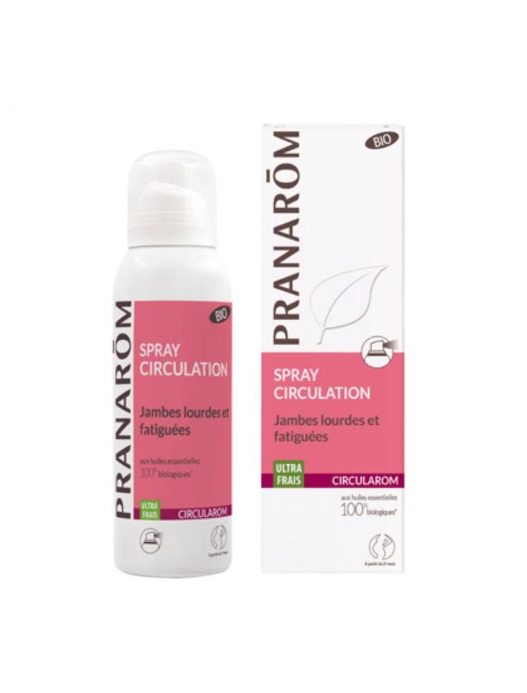 Spray circulation Circularom - Jambes légères 100 ml - Pranarôm