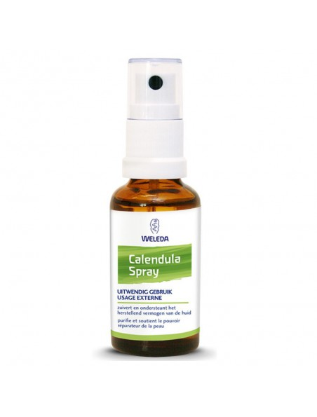 Calendula spray - Plaies superficielles 30 ml - Weleda