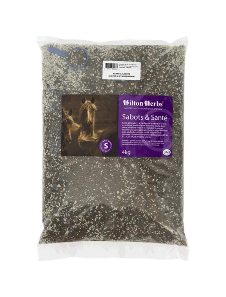 Sabots & Santé - Vitamines et minéraux des chevaux 4 Kg - Hilton Herbs